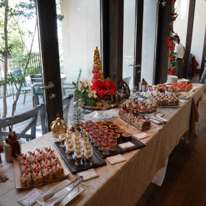 🔔Christmas sweets buffet🎄