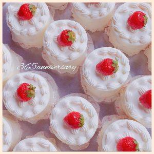 🍓 毎月お楽しみ、ショートケーキの日 🍓