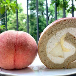 季節限定!桃スイーツ🍑